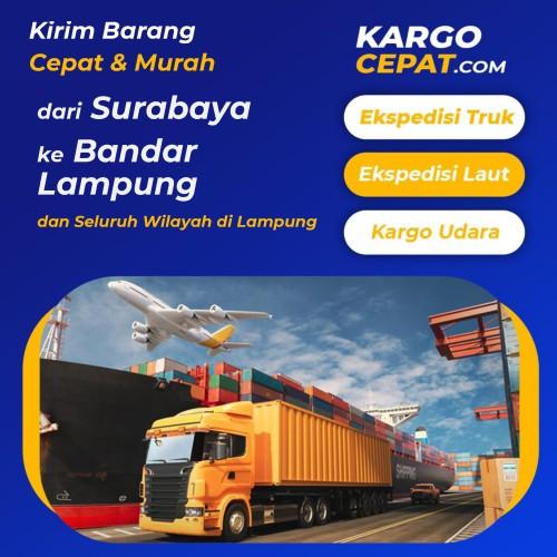 ekspedisi surabaya bandar-lampung