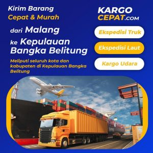 Read more about the article Ekspedisi Malang Bangka Belitung